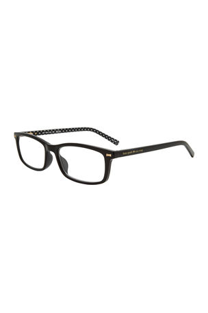 kate spade new york jodie 2 two-tone rectangle readers