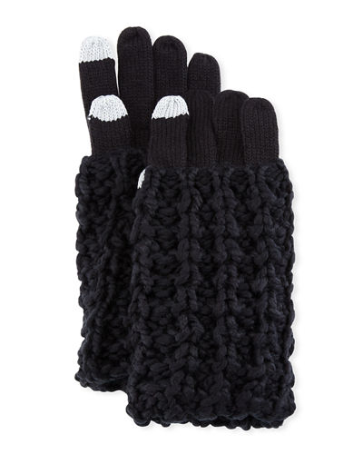 Chunky Tuck Gloves