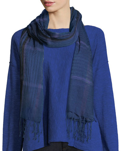 Airy Linen/Cashmere Scarf