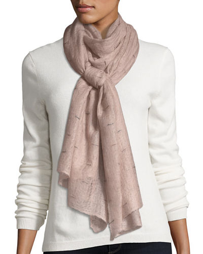The Loom Cashmere Wrap