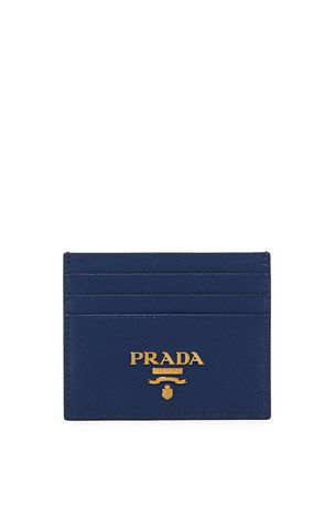Prada Saffiano Card Case