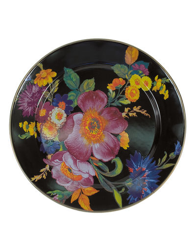 MacKenzie-Childs Flower Market Charger Plate