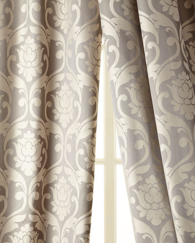Fino Lino Linen & Lace Each Charleston Damask