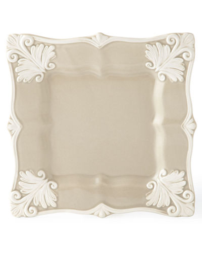 12-Piece Square Baroque Dinnerware Service