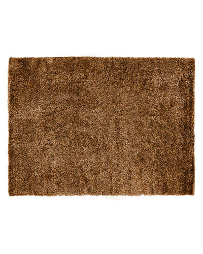 Neutral Shag Rug, 8'6