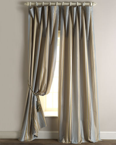 "Each 108""L Sienna Curtain"