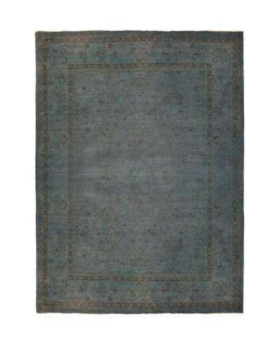 Madras Dyed Rug, 8' x 10'