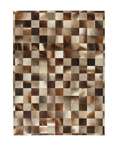 Winslow Hide Blocks Rug, 11'6