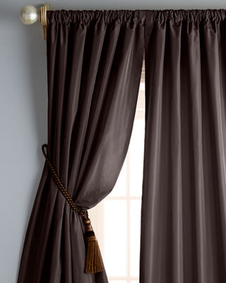 Eastern Accents Each 48w X 96l Rod - pocket Kate Curtain