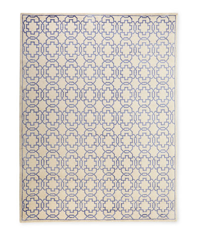 Bloom Lace Rug, 4' x 6'