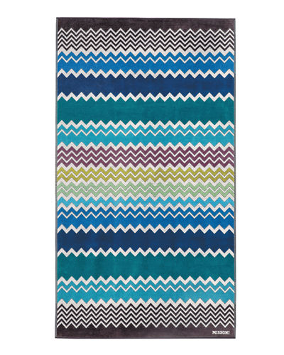 Rufus Zigzag Beach Towel