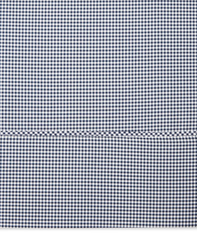 Two King Gingham Pillowcases