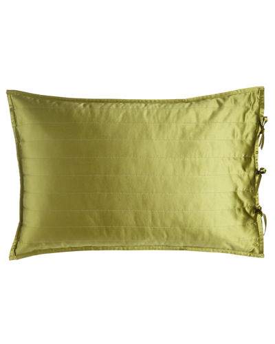 Queen Reversible Tiber Satin Sham