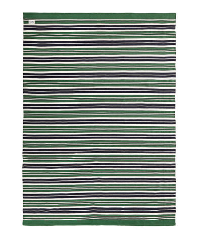 Ralph Lauren Racing Point Stripe Indoor/Outdoor Rug, 8'