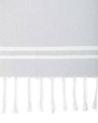 Fouta Herringbone Bath Towel