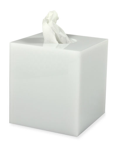 Ice Tissue Box Cover