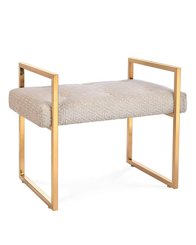 Caine Pearl Bench