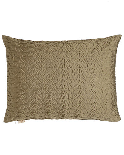 Standard Pleat-Textured Sham
