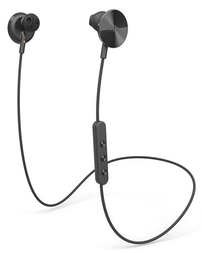 Buttons Bluetooth Earphones