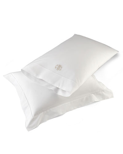 Matouk Two King Key Largo Pillowcases