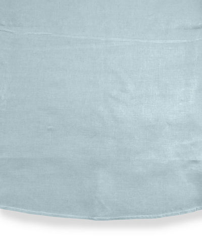 Hemstitch Round Tablecloth, 90