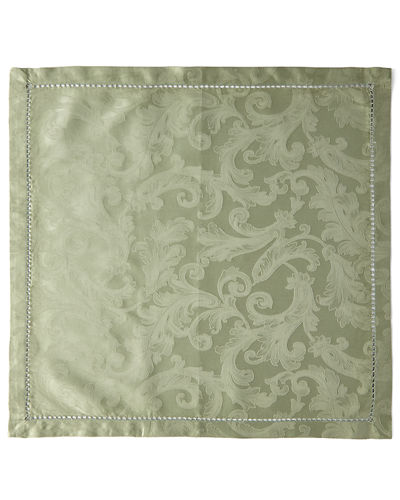 Plume Jacquard Napkins, Set of 4