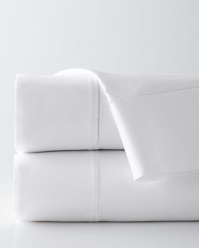 Two Standard Giza 45 Sateen Pillowcases