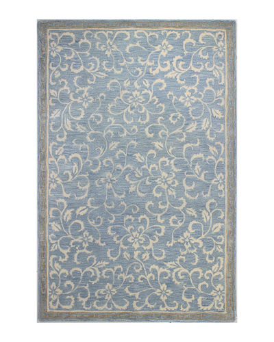 Makenna Hand-Tufted Rug, 8' Round