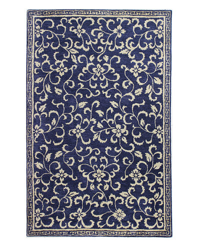 Makenna Hand-Tufted Rug, 7'9