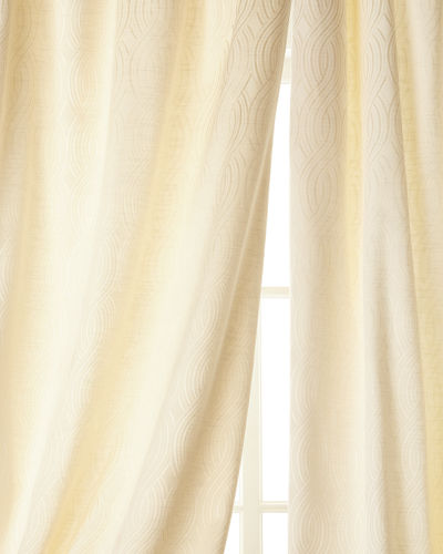 "Astor Curtain, 96""L"