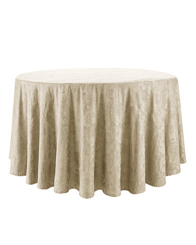 Camille Round Tablecloth, 90