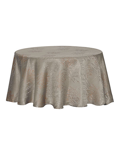 "Timber Tablecloth, 70"" Round"