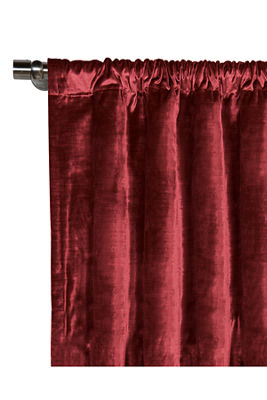 Eastern Accents Winchester Rod Curtain Panel, 108L