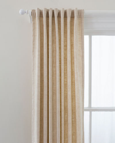 Lock Indoor/Outdoor Curtain Panel, 48