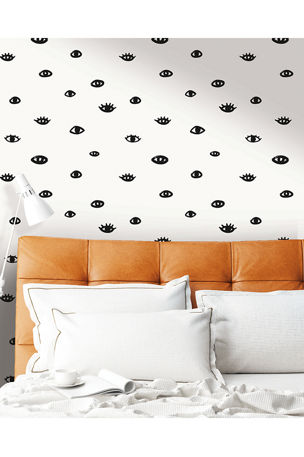 Tempaper Eye See You Removable Wallpaper