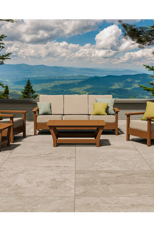 All-Weather 5-Piece Deep Seating Set