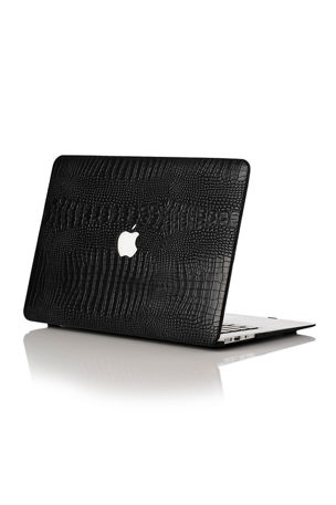 "Chic Geeks Faux Crocodile 12"" MacBook Case"