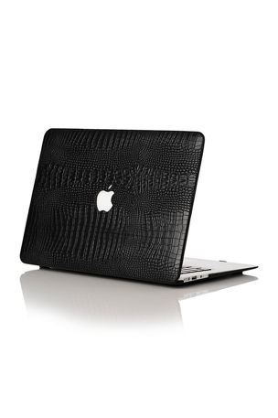 "Chic Geeks Faux Crocodile 13"" MacBook Pro with TouchBar Case"
