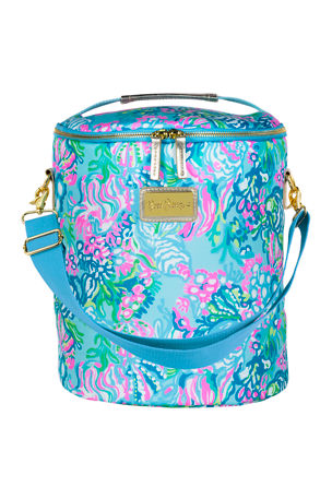 Lilly Pulitzer Printed Beach Cooler