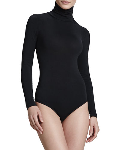 Colorado String-Body Turtleneck