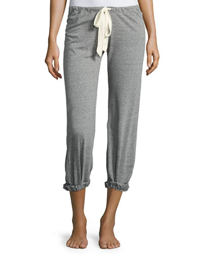 Slouchy Drawstring Pants