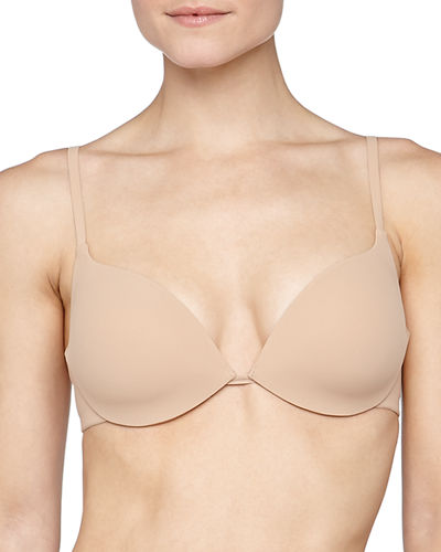 Allure Deep Plunge Padded Bra