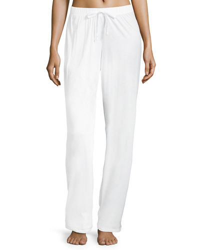 Hanro Pima Cotton Drawstring Pants