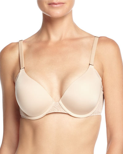 Full-Coverage Underwire Contour Bra