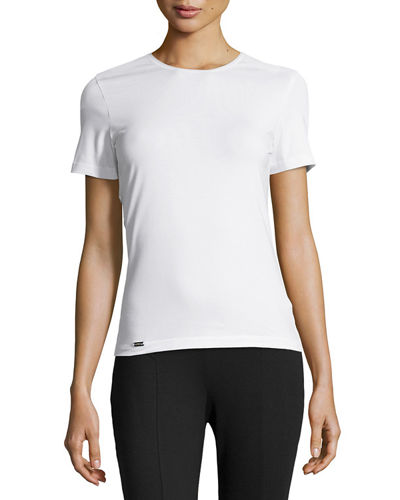 La Perla New Project Crewneck Lounge Tee