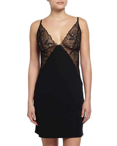 Commando Love and Lust Lace-Detail Slip
