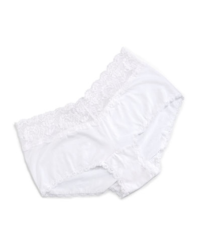 Never Say Never Cheekie Low-Rise Hotpants
