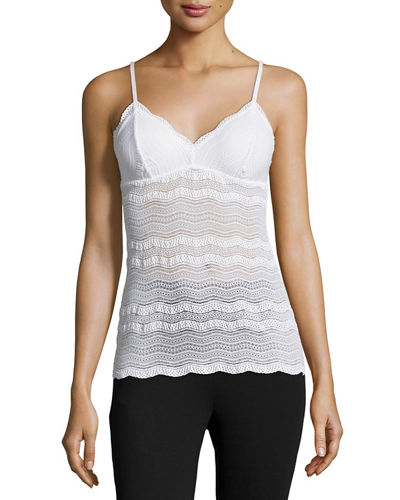 Dolce Long Lace Lounge/Layering Camisole