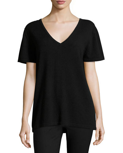 Cashmere Lounge Tee