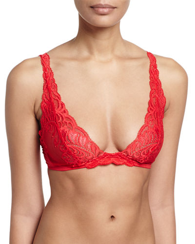 Feathers Wireless Convertible Bra